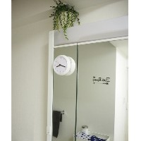 RELAX 〈RELAX〉BATH TIME WALL CLOCK(ホワイト)