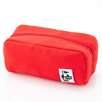 [チャムス]CHUMS Hurricane Pouch Sweat Scarlet
