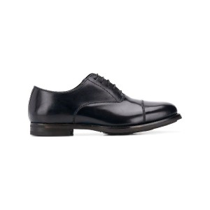 Fefè classic Oxford shoes - ブルー