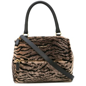 Givenchy small Pandora tote - ブラウン