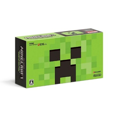 MINECRAFT Newニンテンドー2DS LL CREEPER EDITION