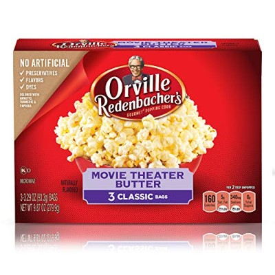 MOVIE THEATER BUTTER 3 BAGS