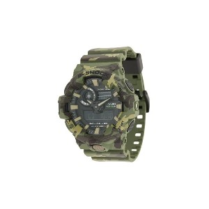 G-Shock Casio x G-Shock camouflage watch - グリーン