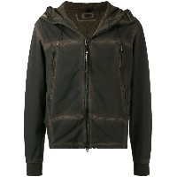 CP Company short hooded jacket - グリーン