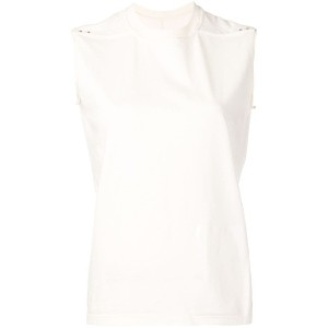 Rick Owens sleeveless tank top - ニュートラル