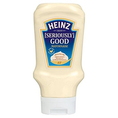 (Heinz (ハインツ)) 真剣に良いマヨネーズ395グラム (x2) - Heinz Seriously Good Mayonnaise 395g (Pack of 2) [並行輸入品]