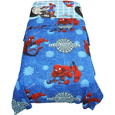 "Marvel Spiderman ""I am the Ultimate"" 2-pc. Twin Size Sheet Set"