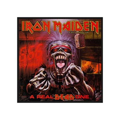 Iron Maiden - A Real Dead One -Patch