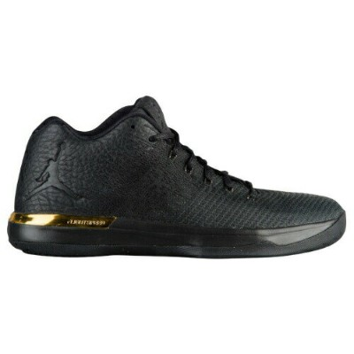 nike ナイキ 【メンズサイズ(25.5-32.0cm)】 Jordan AJ XXXI Low (Black/Black/Anthracite/Metallic Gold) エア・ジョーダン...