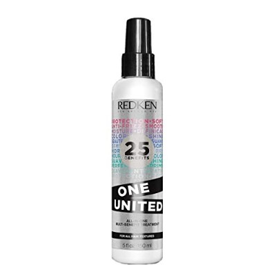 Redken Unisex One United Multi Benefit Hair Treatment, 5 Ounce by Redken