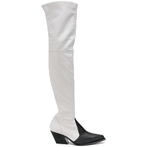 Givenchy over-the-knee boots - ホワイト