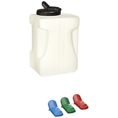 (1 Pack) - Carlisle 640000 Plastic 3.8lContainer with Lid