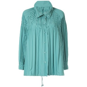 Pleats Please By Issey Miyake Jaunty jacket - ブルー