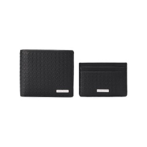 Boss Hugo Boss folded wallet - ブラック