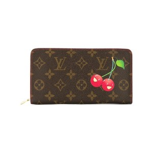 Louis Vuitton Pre-Owned Porte Monnaie ファスナー長財布 - ブラウン