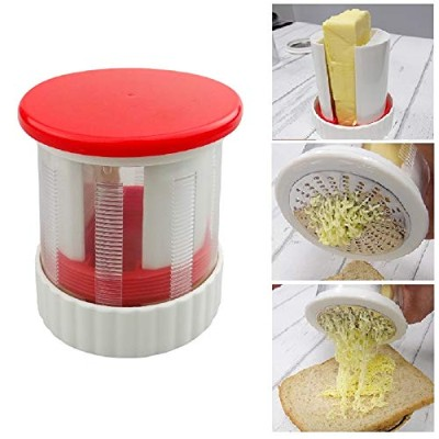Stainless Cheese Grater Butter Mincer Grinder Baby Food Supplement Mill Cheese Shredder Slicer...