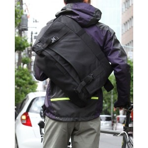"MISSION WORKSHOP(ミッションワークショップ) メッセンジャーバッグ【MISSION WORKSHOP/The Shed 】""Classic / Silver Buckle"""