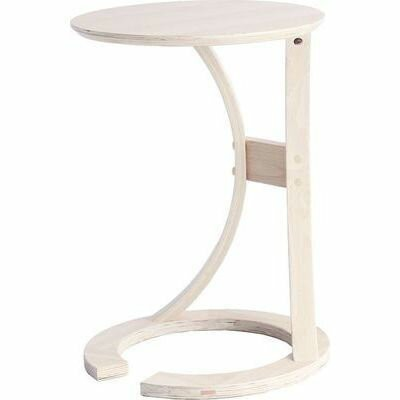 市場(Marche) side table (LOTUS) (ナチュラル) ILT-2987-NA