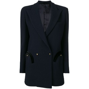 Blazé Milano perfectly fitted jacket - ブルー