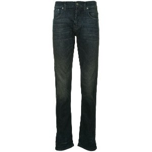 Nudie Jeans Co Grim Tim jeans - ブルー