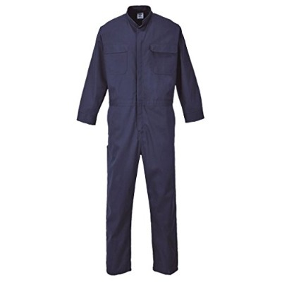 Portwest UFR88 Extra Large Bizflame 88 by 12 Coverall44; Navy - Regular
