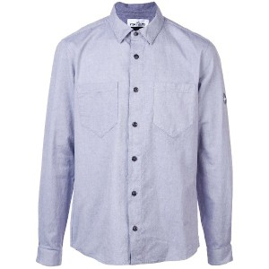 Stone Island Oxford shirt - ブルー
