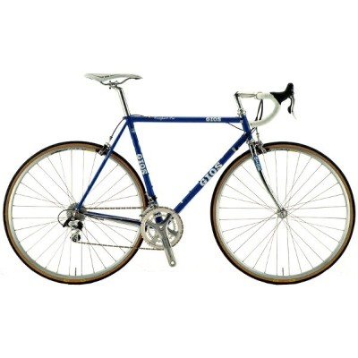 GIOS(ジオス) ロードバイク COMPACT PRO POTENZA GIOS-BLUE 【2019年モデル】【完全組立済自転車】
