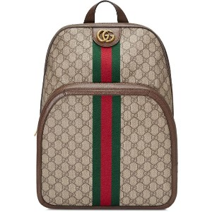 Gucci Ophidia GG medium backpack - ブラウン