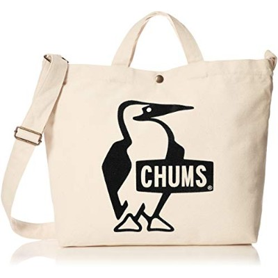 [チャムス] CHUMS Booby Canvas Shoulder Black