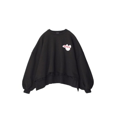 PAMEO POSE Subterranean Wide Pullover パメオポーズ カットソー【送料無料】