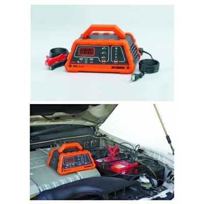 BAL(大橋産業) 自動バッテリー充電器 ACE CHARGER 10A 12V専用 No.1738