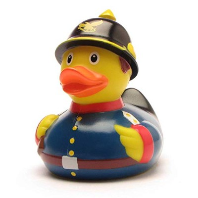 DUCKSHOP | Prussia Rubber Duck | Bathduck ゴム製のアヒル| L: 8,5 cm