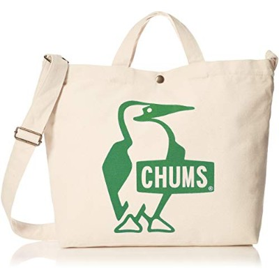 [チャムス] Booby Canvas Shoulder Booby Canvas Shoulder CH60-2557-M001-00 Green