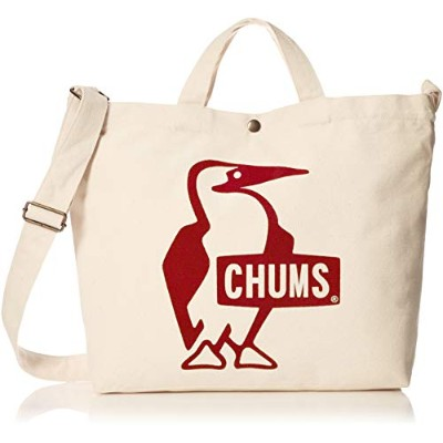 [チャムス] CHUMS Booby Canvas Shoulder Red