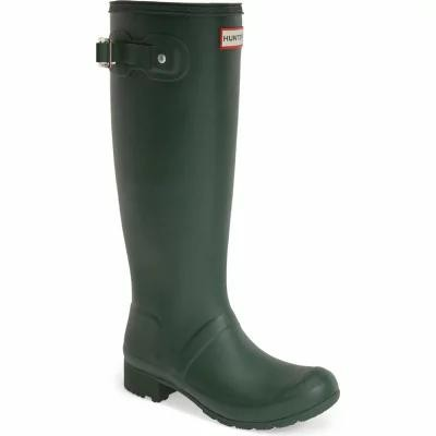 ハンター HUNTER レインシューズ・長靴 Tour Packable Rain Boot Hunter Green