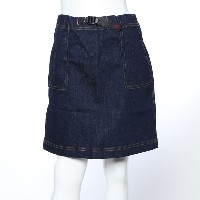 グラミチ GRAMICCI  KIDS DENIM MOUNTAIN SKIRT GKSK18F203 レディース