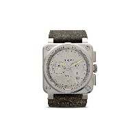 Bell & Ross BR 03-94 ホロラム 42mm - Grey And Green