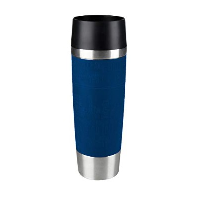 (Blue) - Travel Mug Grande 0.5 L, blue, 0.5 l