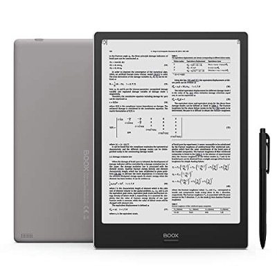 BOOX Upgraded NOTE Plus 10.3, Scratch Resistant,Flush-front Design