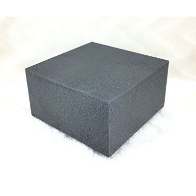 Personalizedカスタム彫刻Cremation Urn Vault by Amaranthine Urns、Made in the USA Winston - up to 35 lbs グレー