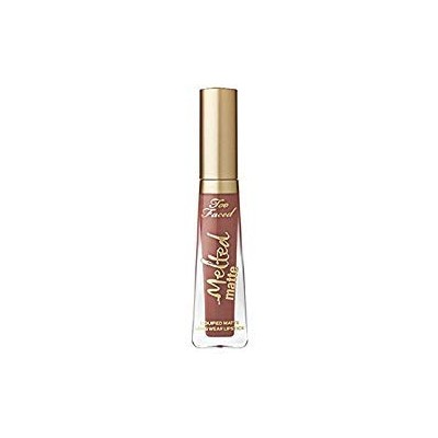 Too Faced Melted Matte Liquified Long Wear Matte Lipstick - Cool Girl - matte true nude