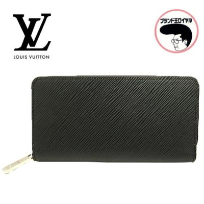 LOUIS VUITTON ルイヴィトン エピ長財布 ジッピーウォレット M64838 黒×ピンク【中古】未使用