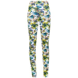 Amir Slama printed leggings - ホワイト