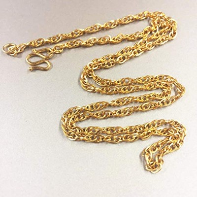 One&Only Jewellery 【K24】9g イエローゴールド チェーン ネックレス ペンダント 24金