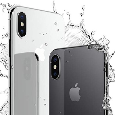 iPhone XS Max 背面 ガラスフィルム 背面保護フィルム 9H硬度 液晶保護 【日本旭硝子製】指紋防止/超薄型/気泡防止/自動吸着/ラウンドエッジ加工 iPhone XS Max 6.5...