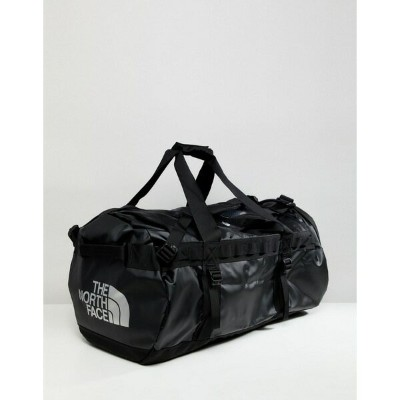 ノースフェイス メンズ ボストンバッグ バッグ The North Face Base Camp Duffel Bag Medium 71 Litres in Black Black