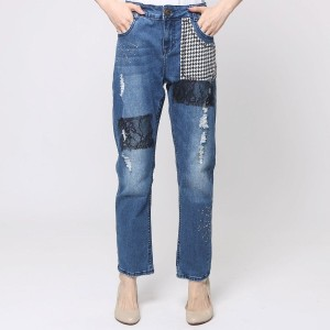 【SALE 50%OFF】デシグアル Desigual DENIM_DENIM (DENIM MEDIUM WASH)