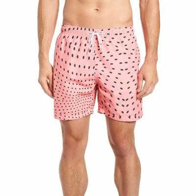 ボーディーズ BOARDIES 海パン Watermelon Seeds Swim Trunks Red