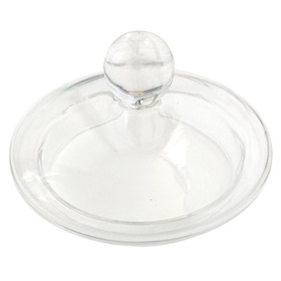 Teabloom Replacement Glass Teapot Lid for Celebration Teapot and Many Other 34-40 oz Teapots with...