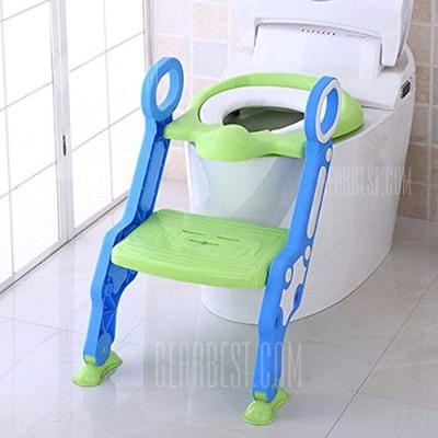 Creative Baby Potty Training Chair with Ladder